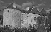 Château les Hirondelles de Gurgy / Замок Ирондель де Гюржи. Замок ласточек