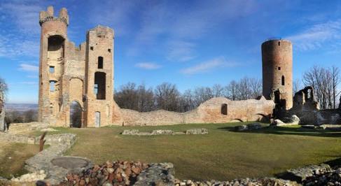 Château de Bressieux / Замок Бресьё