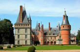 Château de Maintenon / Замок Ментенон. Тайная жена Короля-Солнце
