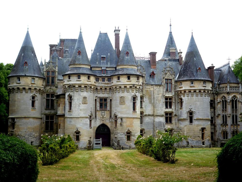 Замок Вини