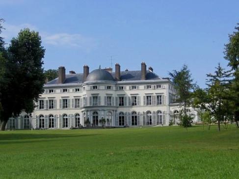 Château de Groussay / Замок Груссе
