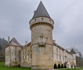 Château de Bazoches / Замок Базош. Замок маршала Вобана