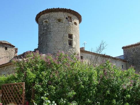 Château d'Hautpoul à Rennes le Château / Замок Опуль в Ренн лё Шато. Сокровища рыцарей