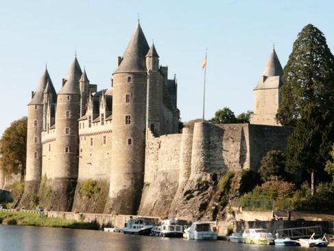 Château de Josselin / Замок Жослан. Сын пиратки
