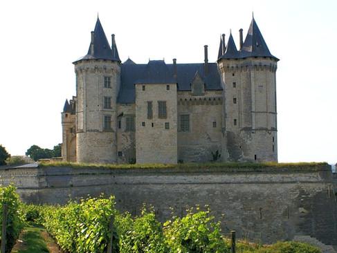 Château de Saumur / Замок Сомюр