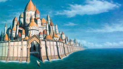 Затонувшая столица Арморики – страны у Моря