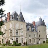 Château de Chamousseau / Замок Шамуссо. Лаборатория искусств Михаила Шемякина