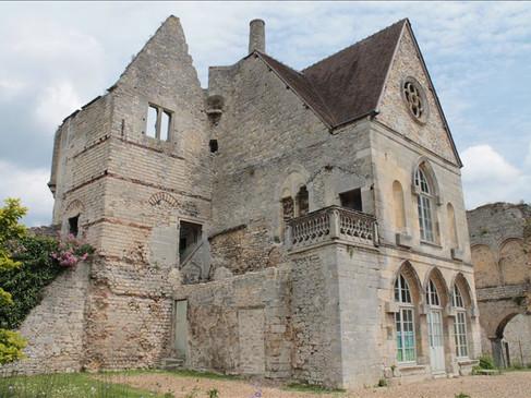 Сhâteau royal Senlis / Королевский замок Санлис. Анна Ярославна – Королева Франции