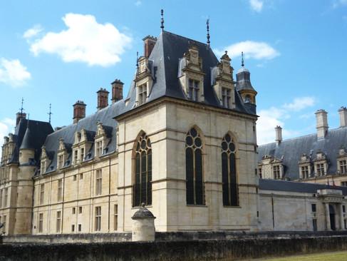 Сhâteau d'Écouen / Замок Экуан. Роскошь средневековья