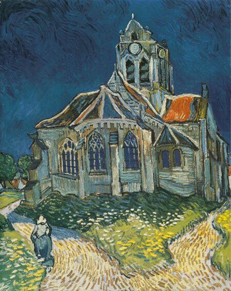Церковь Нотр-Дам-Овер