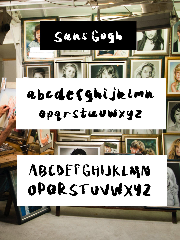 Sans Gogh