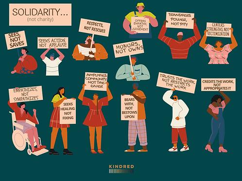 Solidarity not Charity PDF