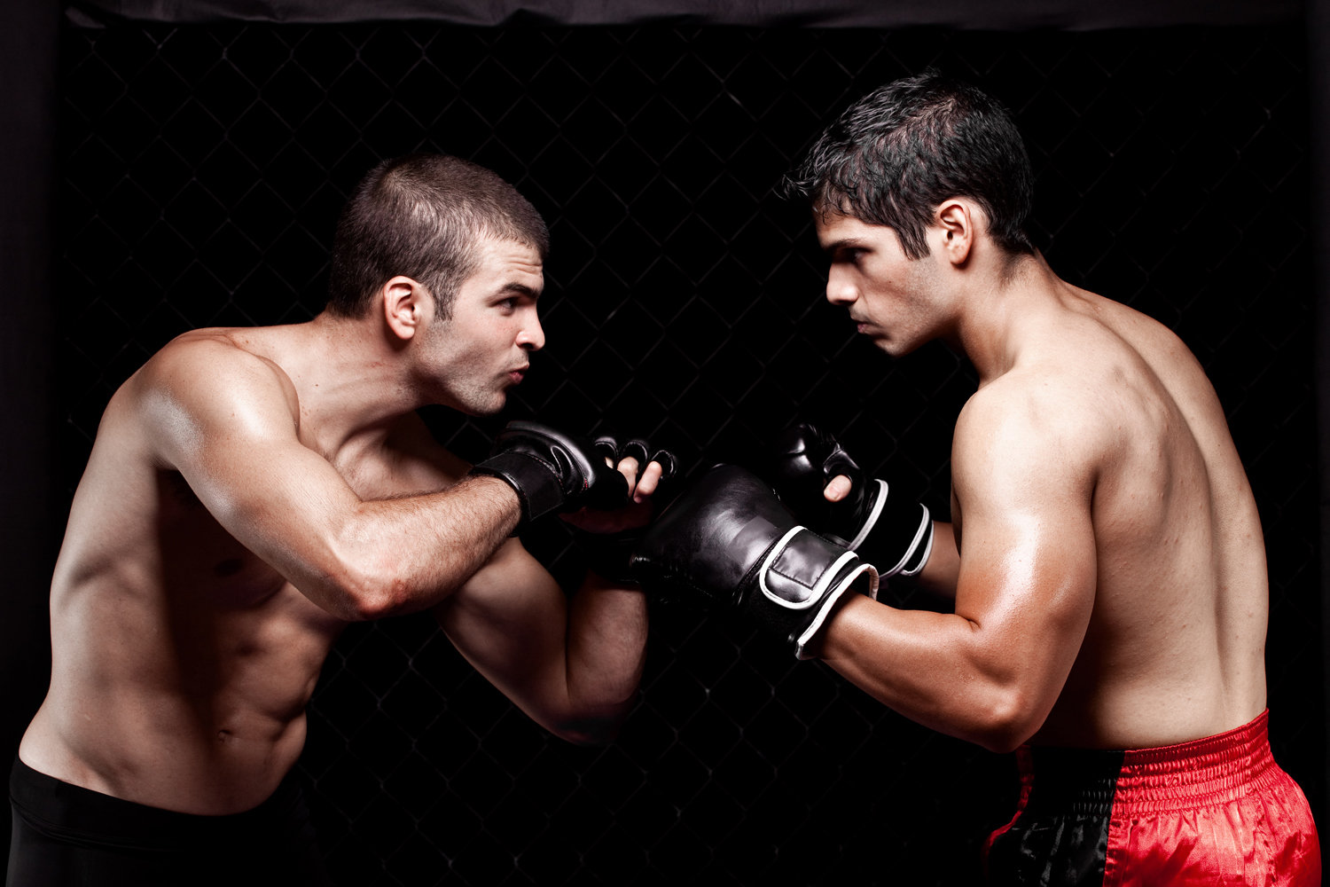 2-on-1 Boxing lesson (2People)