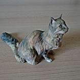 figurine 3D chat
