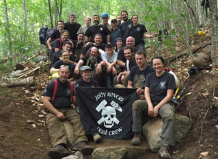 Journey Into The Whites: Rovers return to work the great White Mountains
