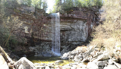 Stony Kill Falls Nears Completion