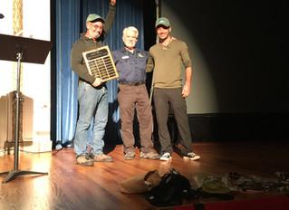 Rovers Receive Stewardship Award