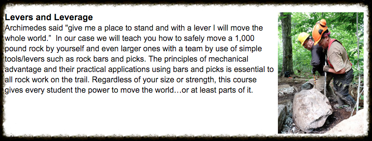 Levers and Leverage