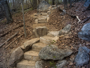 Success at the Mohonk Preserve