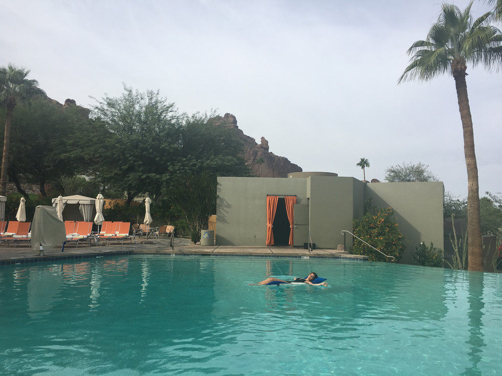 Sanctuary Resort On Camelback Mountain - Luxury Hotel Review