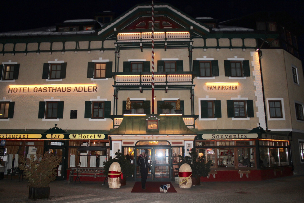 A weekend to remember with The Gasthaus Adler Hotel