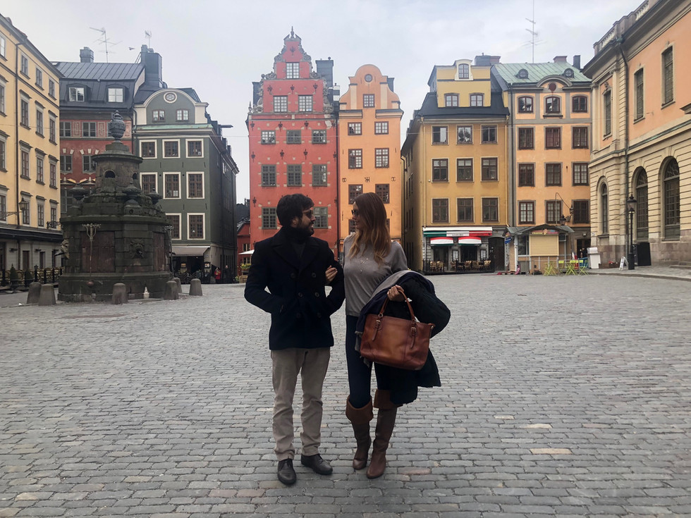 A Quick Stockholm Escapade!