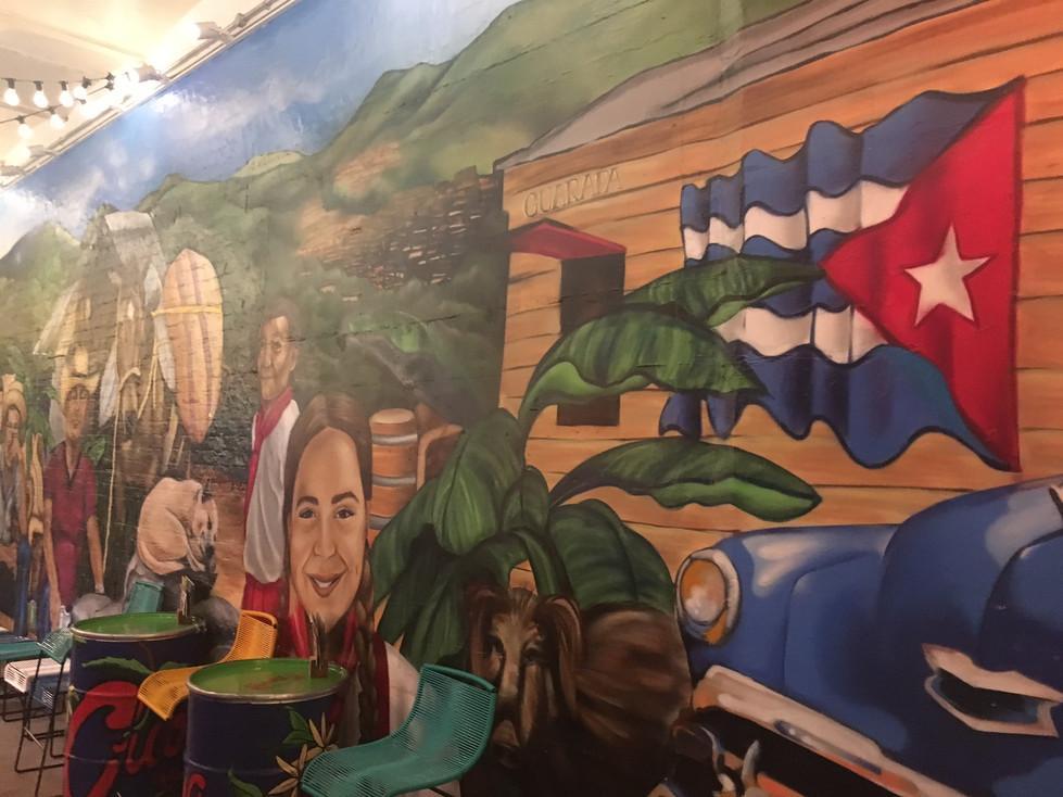 A taste of Cuba in London
