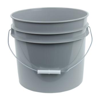 Beige Plastic Bucket