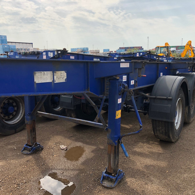 Montracon 40ft Trailers