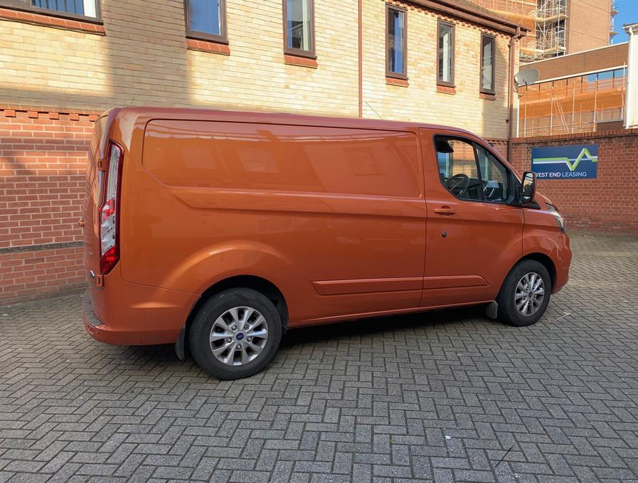 Ford Custom Tdi
