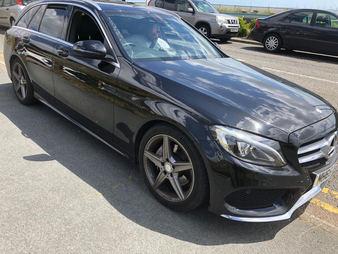Mercedes C220d AMG Line Auto
