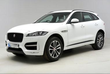 Jaguar F Pace R-Sport