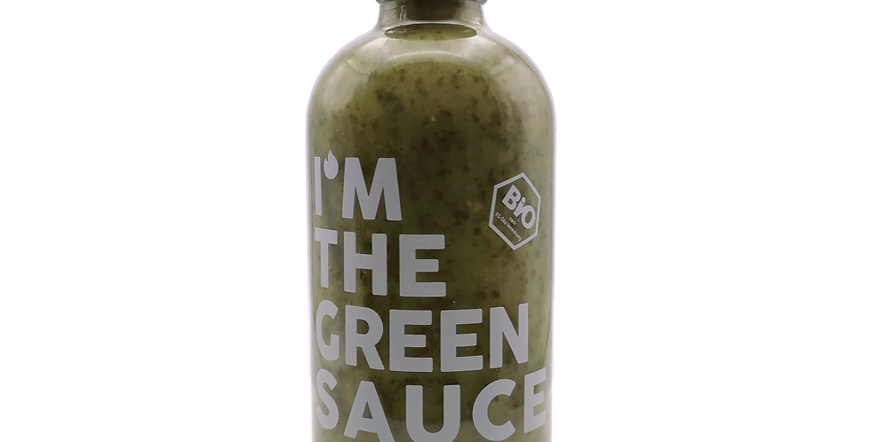 THE GREEN SAUCE