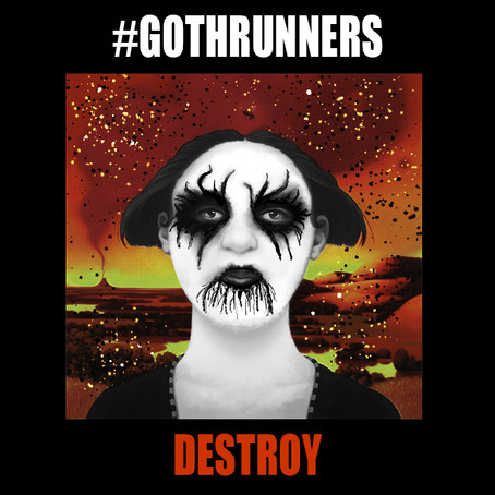 #GOTHRUNNERS INDUSTRIAL MIX