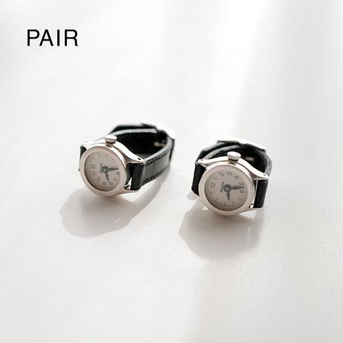 Pair-Arabic Silver