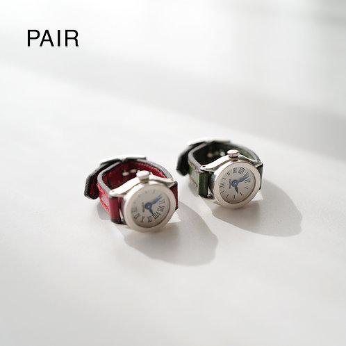 Pair-Roman Silver