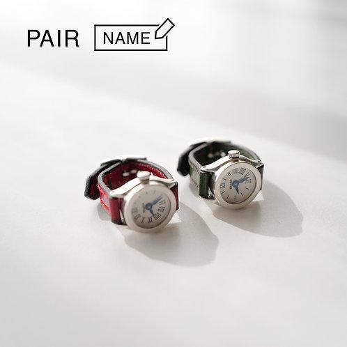 Pair-Roman Silver (put name)