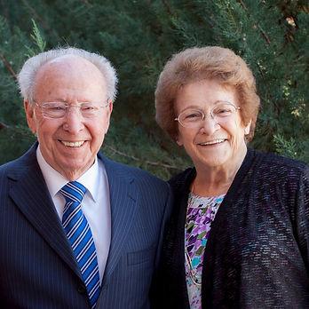 Pastor Wayman and Nelda Mitchell of The Potter's House in Prescott.