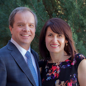 Pastor Greg and Lisa Mitchell of The Potter's House in Prescott.