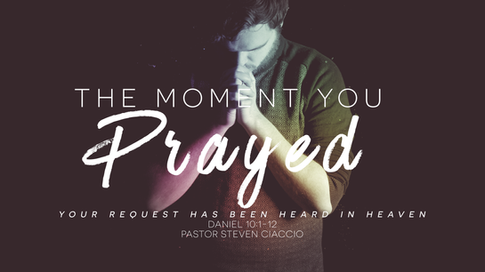 The moment you prayed Main.png