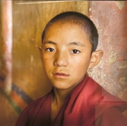 Tenzing Kelsang by Phil Borges