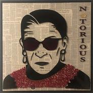 RBG Notorious by Joy Benenson
