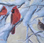 Soul Birds by Mimi deOlliqui-Turner