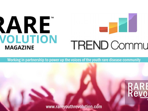 RARE Revolution Magazine welcome exciting new partnership with TREND Community