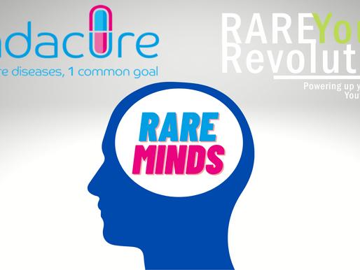 #RareMinds youth campaign - Joseph Baker, C.R.M.O warrior