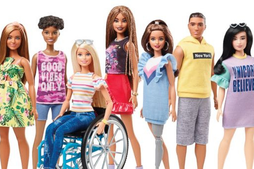 Great news as wheelchair and prosthetic limb Barbie is launched