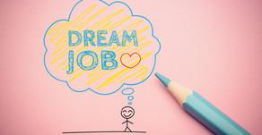 Plotting course for my dream job