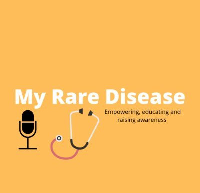 My rare disease podcast to my rare disease products!