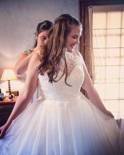 Momentos únicos e irrepetibles! Boda S&Z😍Feliz sábado!#eventos #boda #bodas2017 #novia #retoques #u