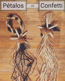 Creación modo 🔛Ideando propuestas para la decoración de una de las bodas de este finde! ¿Pétalos o